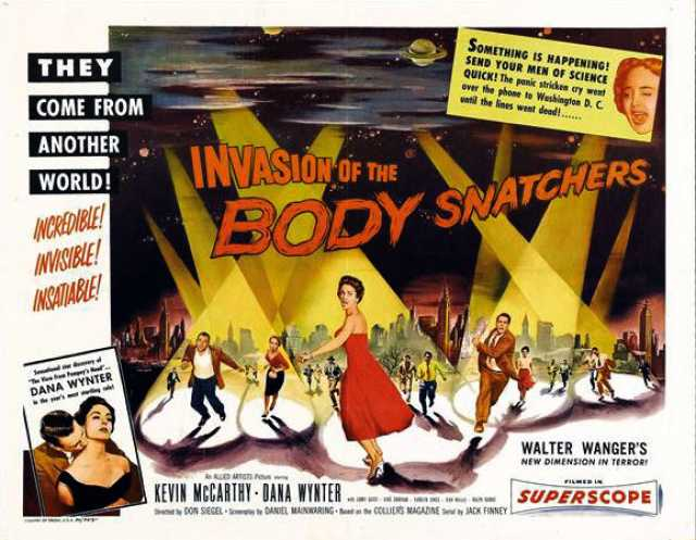 Poster_Invasion of the Body Snatchers