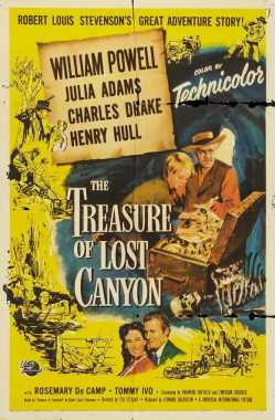 Poster_Treasure of Lost Canyon