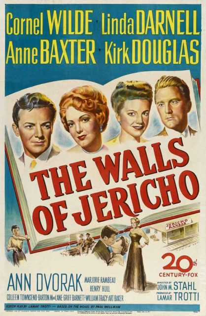 Poster_Walls of Jericho