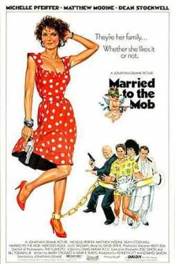 Poster_Married to the mob