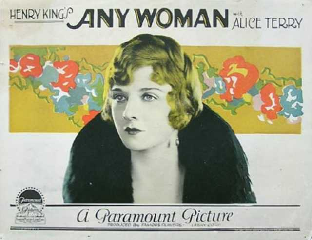 Poster_Any Woman