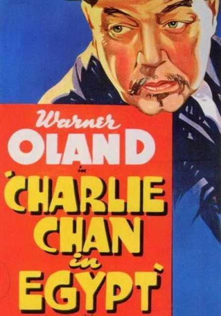 Poster_Charlie Chan in Egypt