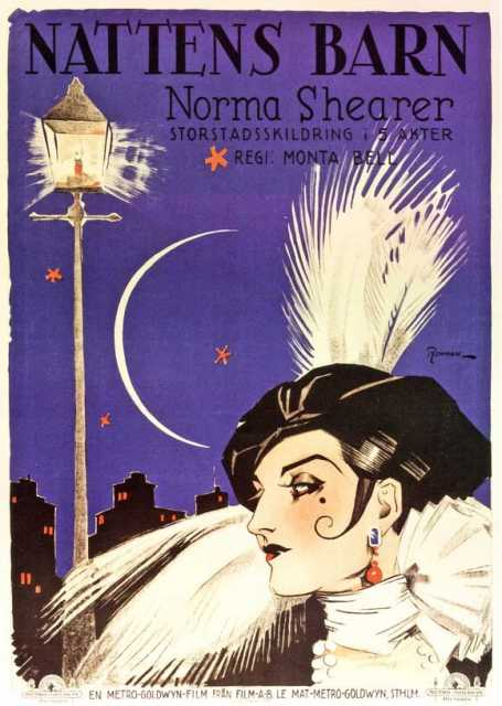 Poster_Lady of the Night
