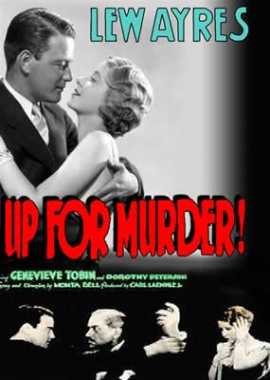 Poster von Up for Murder, © Production