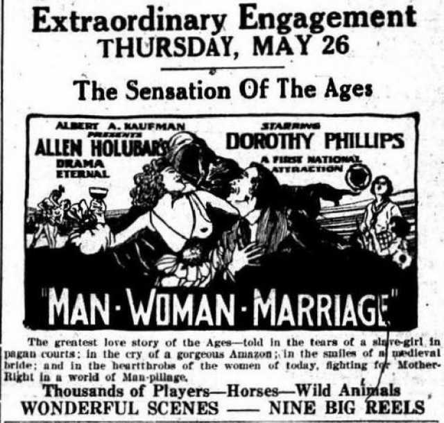 Poster_Man-Woman-Marriage