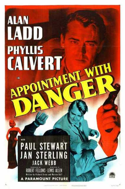Poster_Appointment with Danger