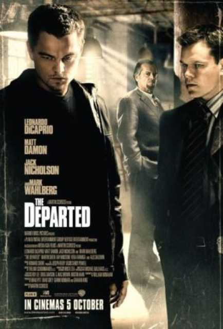 Poster von The Departed, © Production