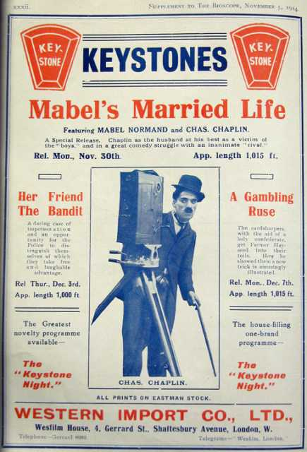 Poster_Mabel's married life