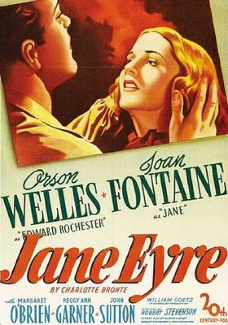 Poster von Jane Eyre, © Production