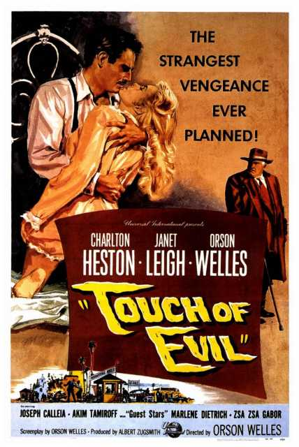 Poster_Touch of Evil
