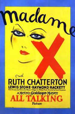 Poster_Madame X