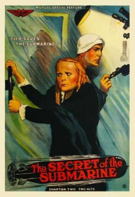Poster_Secret of the Submarine