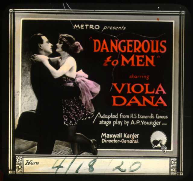 Poster_Dangerous to Men