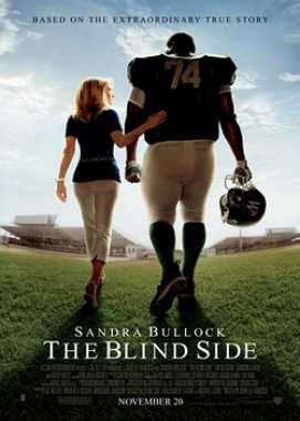 Poster von The Blind Side, © Production