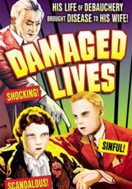 Poster_Damaged Lives