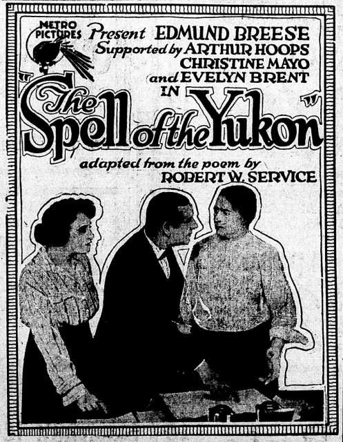 Poster_Spell of the Yukon