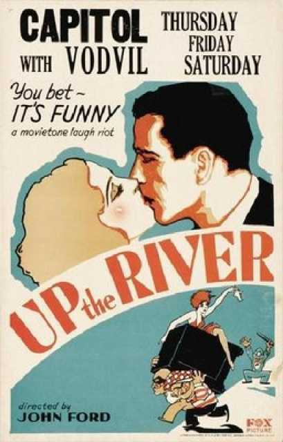 Poster von Up the River, © Fox Film Corporation,