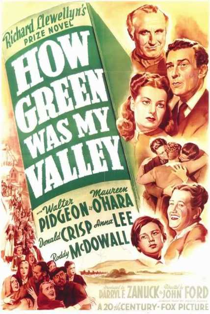 Poster_How green was my valley