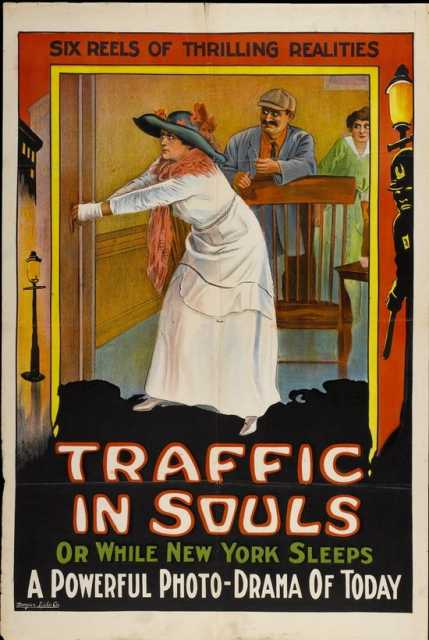 Poster_Traffic in Souls
