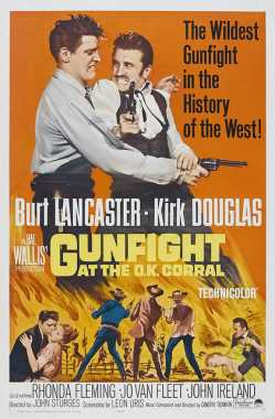 Poster_Gunfight at the O.K. Corral