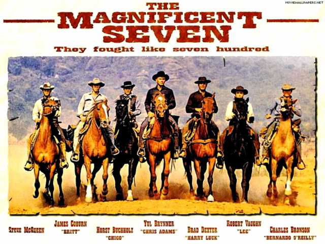 Poster_Magnificent Seven