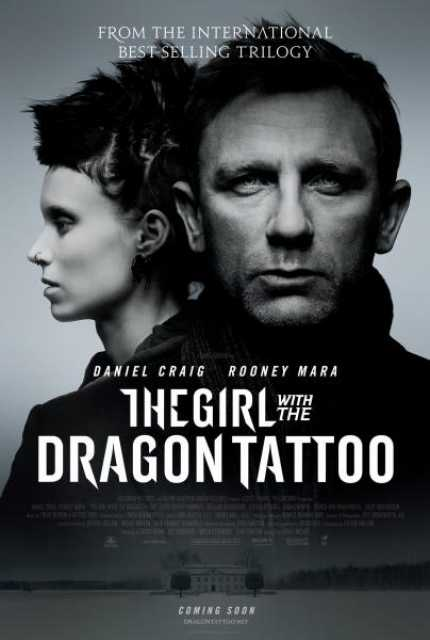 Poster_Girl with the Dragon Tattoo