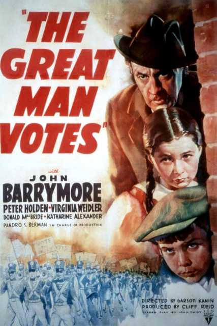 Poster_Great Man Votes