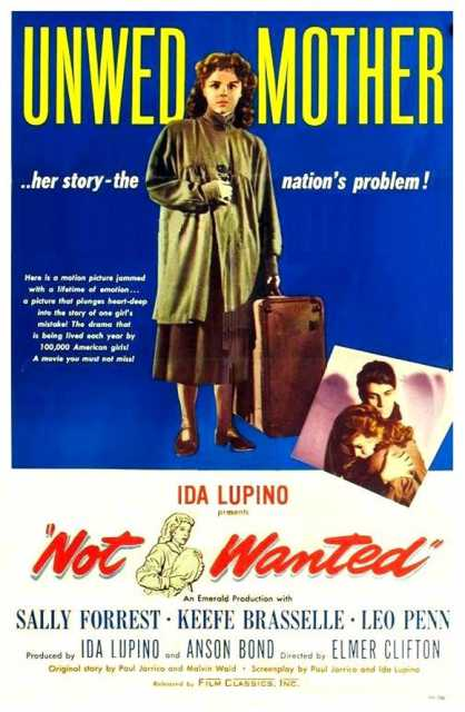Poster_Not Wanted