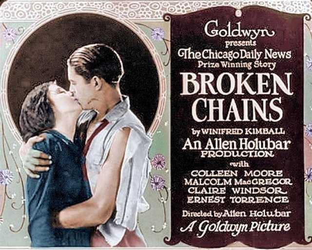 Poster_Broken Chains