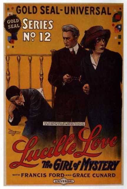 Poster_Lucille Love: The Girl of Mystery