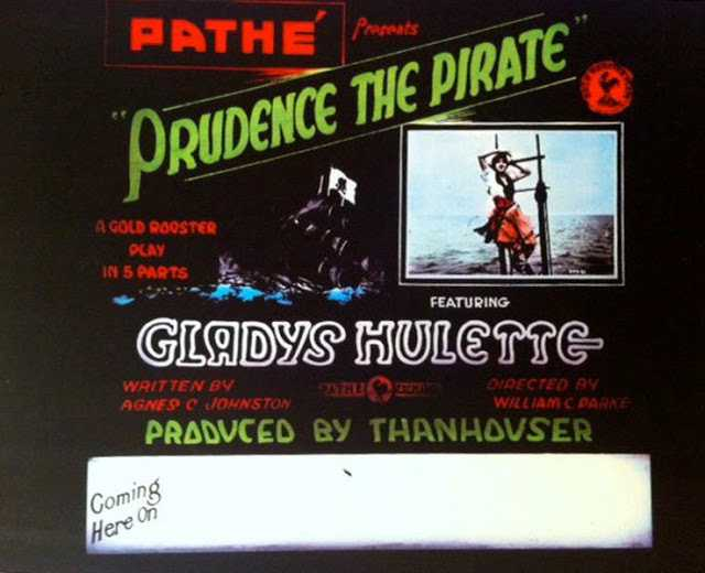 Poster_Prudence, the Pirate