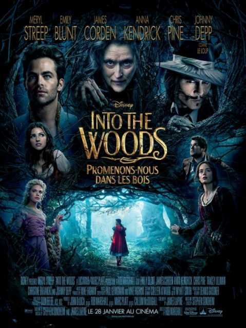 Poster_Into the woods