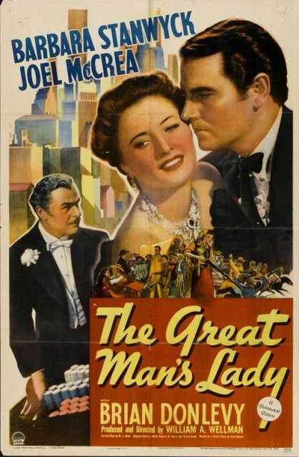 Poster_Great Man's Lady