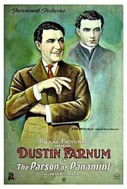 Poster von The Parson of Panamint, © Pallas Pictures, Paramount Pictures, Inc.,