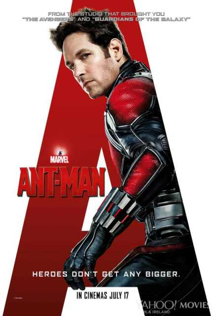 Poster von Ant-Man, © Production