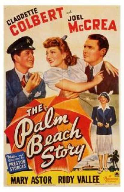 Poster_Palm Beach Story