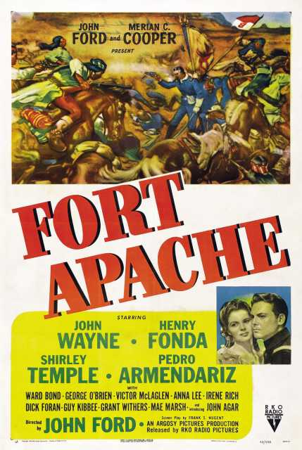 Foto Fort Apache © Production Companies / mdr - Stills Photographer's name not on file