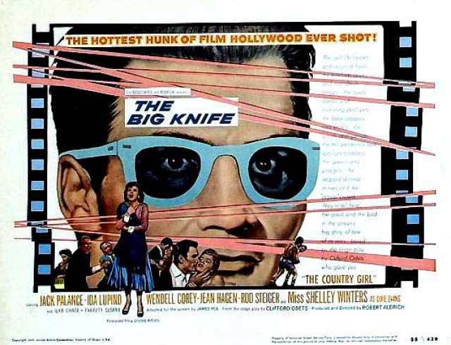 Poster_Big Knife
