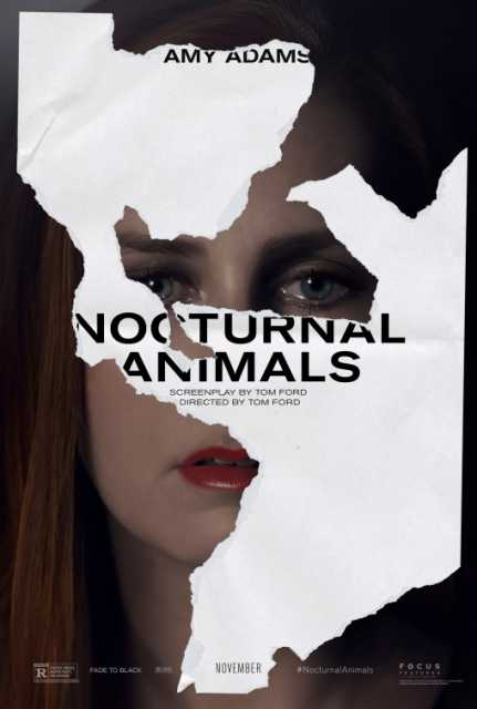 Poster_Nocturnal Animals