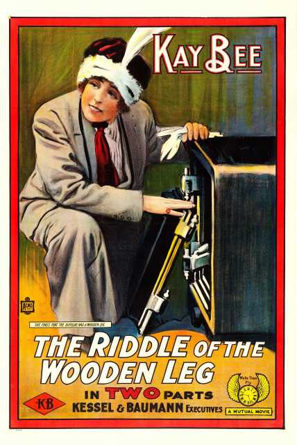 Poster_Riddle of the Wooden Leg