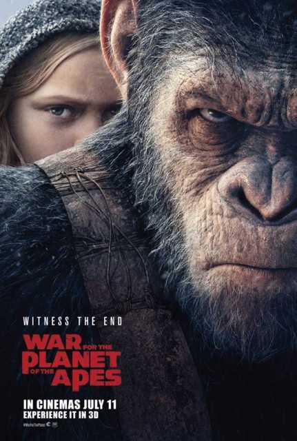 Poster_War for the Planet of the Apes