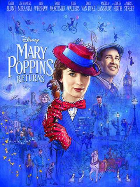 Poster_Mary Poppins Returns