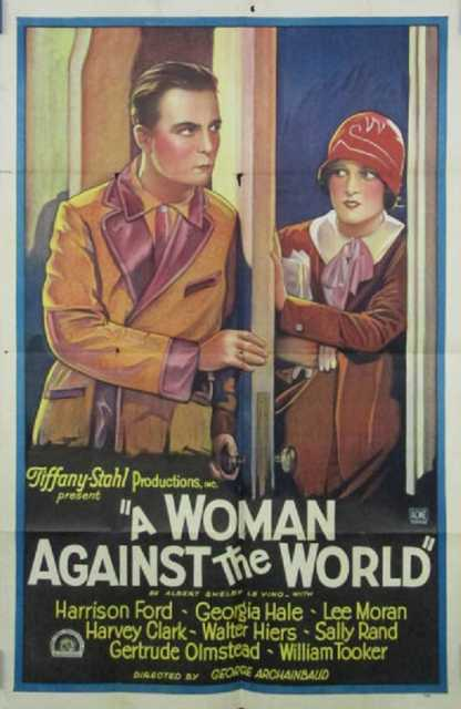 Poster_Woman Against the World