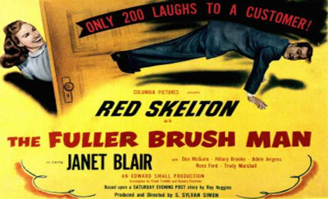 Poster_Fuller Brush Man